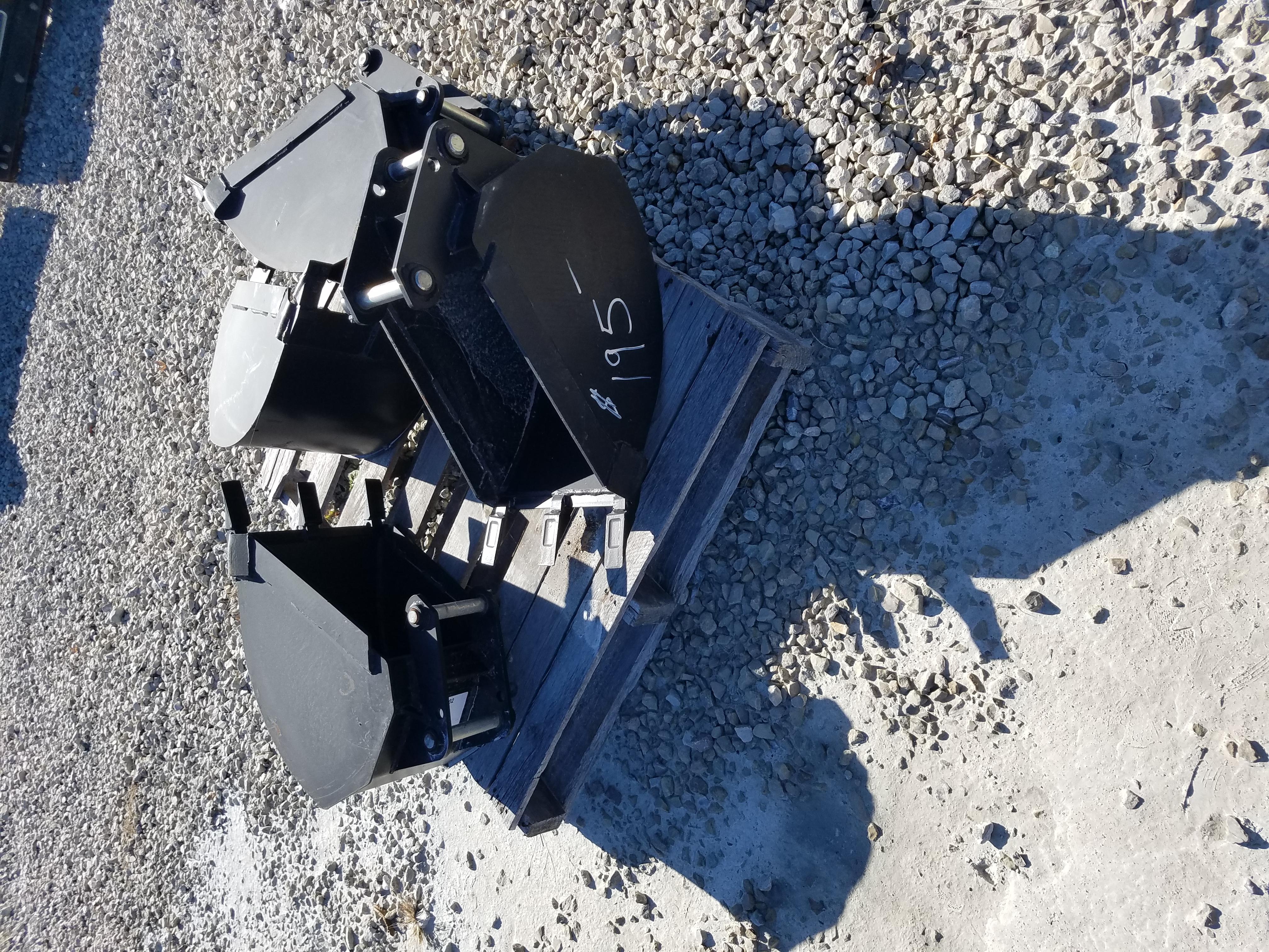 Backhoe Bucket 12″