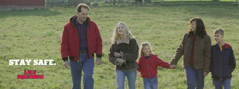 Farm safety for families