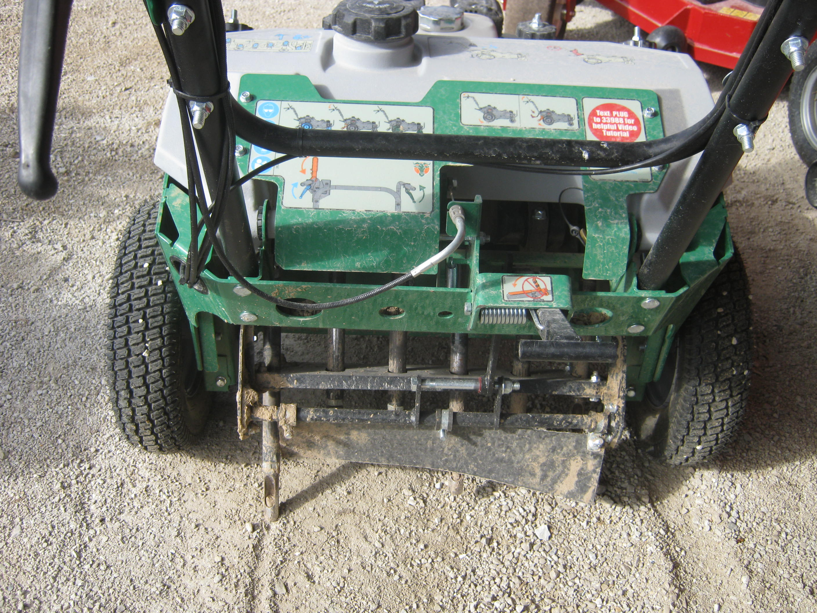Billy Goat Aerator – for sale or rent